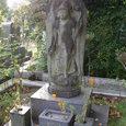 岡本かの子のお墓